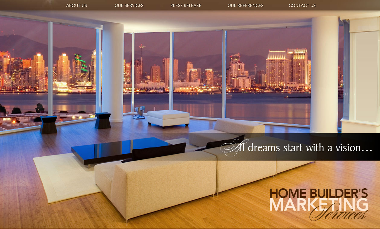Home Builder's Marketing Services